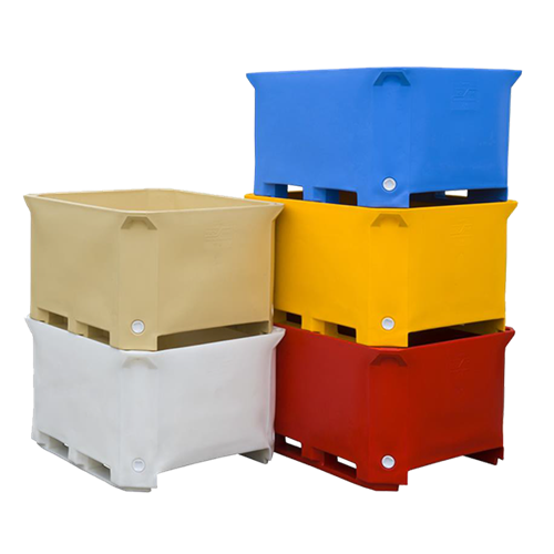 Insulated containers type IP-630-1 PE