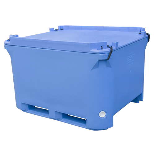 Insulated containers type 660-2 PE